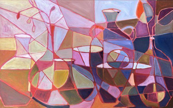 Mia Willaume, maleri, kunst, kbh kunst, galleri