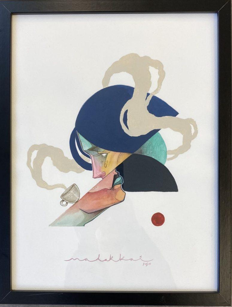 Isaac Malakkai , galleri kbh kunst
