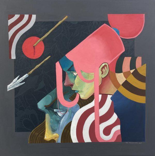 Isaac malakkai, galleri kbh kunst