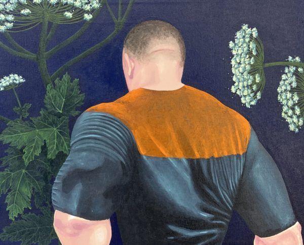 Iris Bendt-Hedal, galleri kbh kunst, maleri