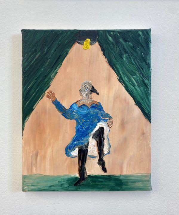 Rasmus Albertsen, galleri kbh kunst