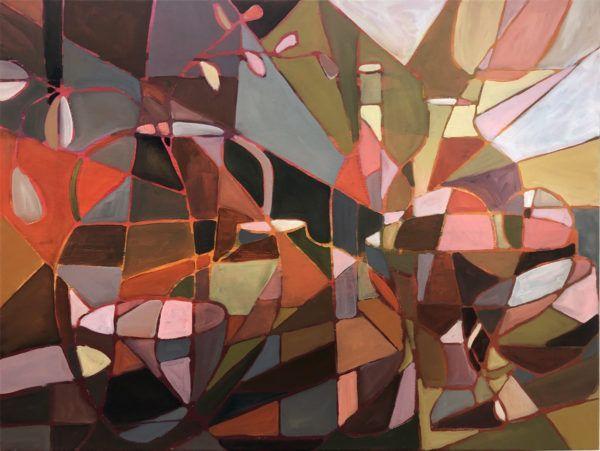 Mia Willaume, maleri, kunst, Galleri kbh kunst