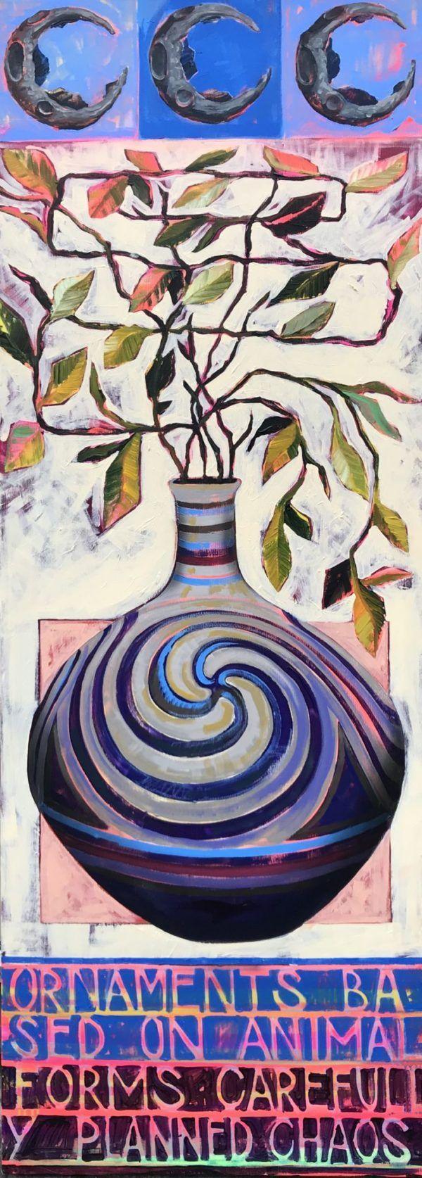 Peter Birk, Galleri kbh kunst, maleri