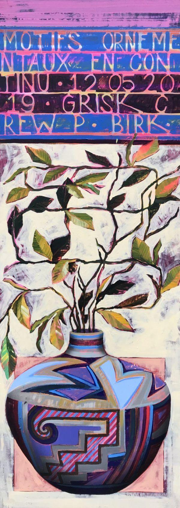 Peter Birk, Galleri, kbh, kunst, maleri