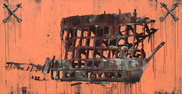 Peter Birk, Galleri, kbh, kunst