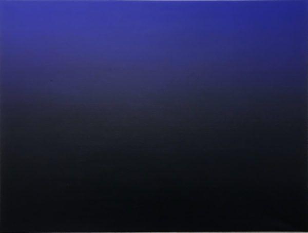 Anders von Greffelstejn, Gradient, blue, Galleri, kbh, kunst