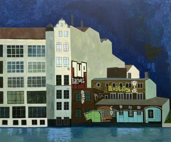 Bella Ahlman, Galleri kbh kunst