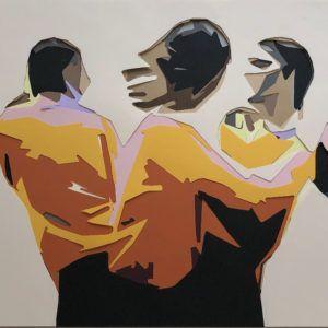 Simon Vestford, gallery kbh kunst