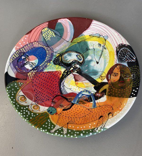 sjulle, galleri kbh kunst