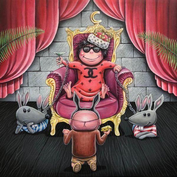 Queen C, galleri kbh kunst