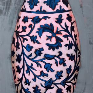 Peter Birk, Krukke, høj, Galleri, kbh kunst, maleri