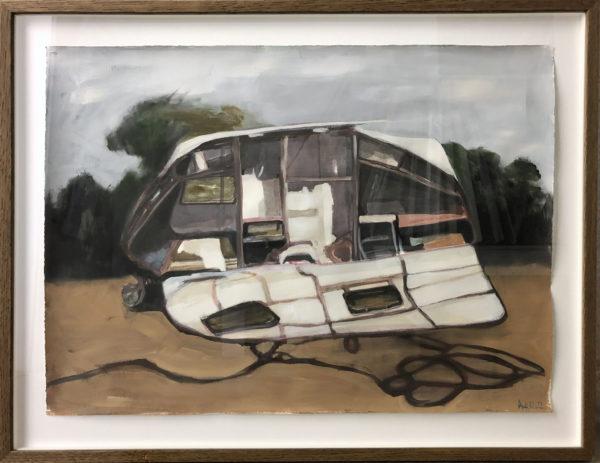 Anne Risum, Broken Dreams, galleri kbh kunst