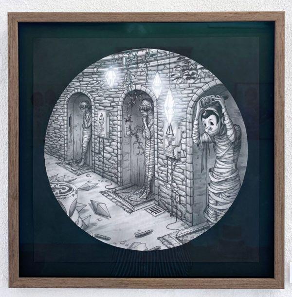 Daniel Nygaard, Galleri kbh kunst
