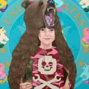 Iris Bendt-Hedal, the patriot, Galleri kbh kunst