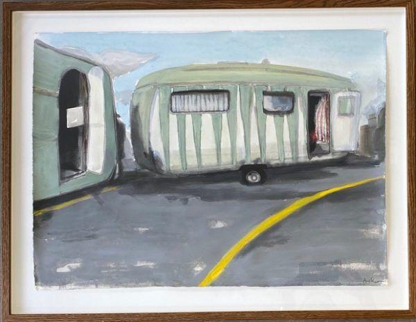 Anne Risum, Gypsy Dreams, galleri kbh kunst