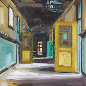 Hanne Schmidt, Galleri kbh kunst, oil painting, oliemaleri