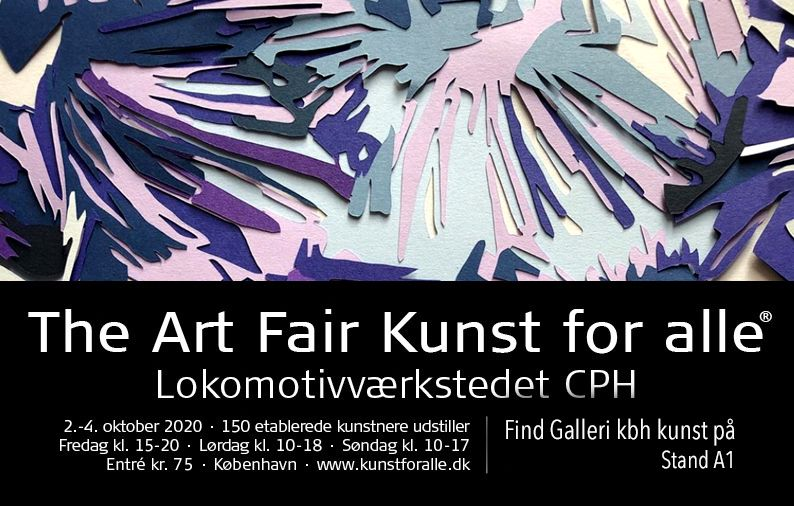 Kbh kunst, galleri, kunst for alle