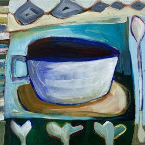 Mia Willaume, Galleri kbh kunst, maleri