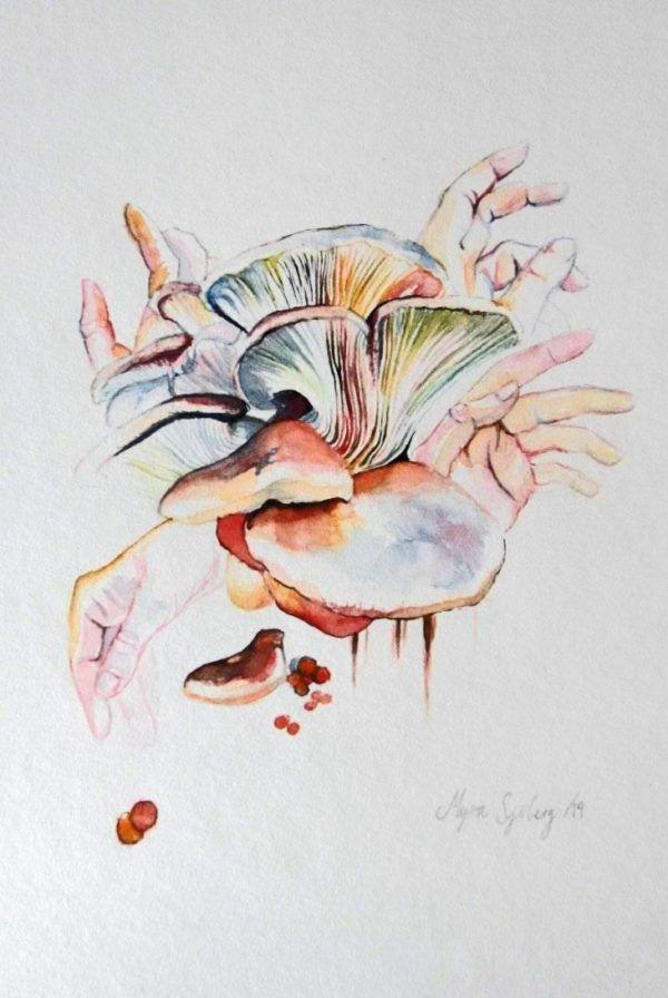 Myra Sjöberg, hands, Galleri kbh kunst