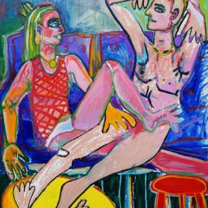 Birgitte Vad, galleri kbh kunst
