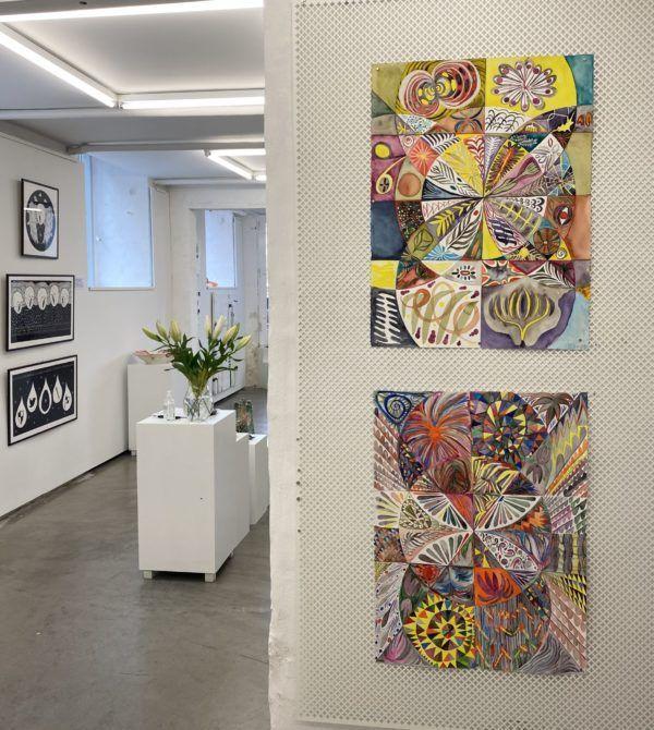 Birgitte Søvsø, galleri kbh kunst