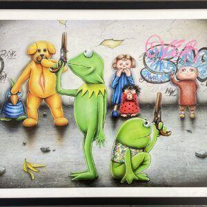 Brian Saaby, Galleri kbh kunst