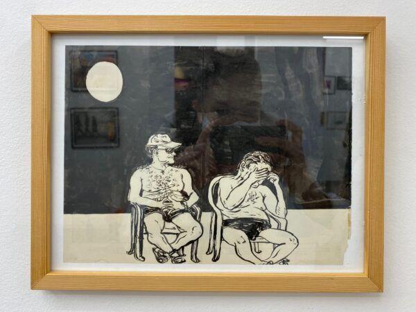 Morten Hemmingsen Sørup, galleri Kbh Kunst