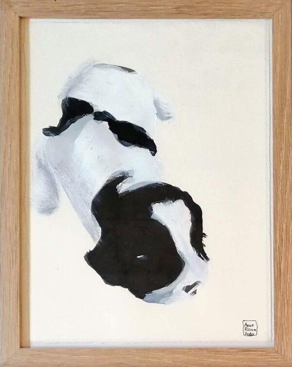 Anne Risum, Galleri kbh kunst, puppy