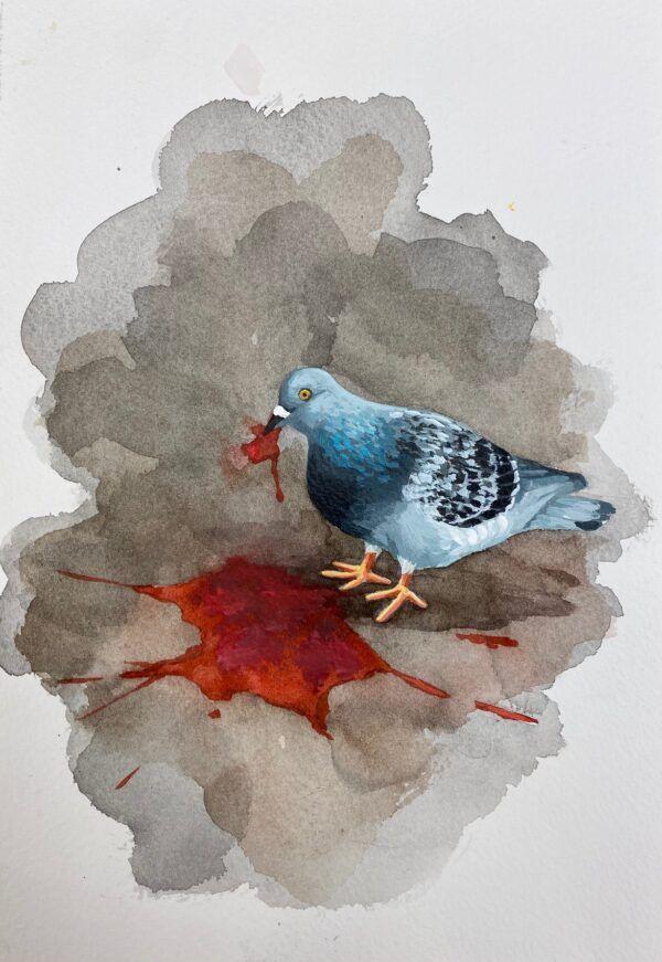Iris Bendt-Hedal, galleri kbh kunst
