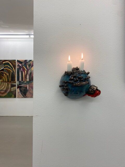 Nadine Meinicke-Klein, galleri kbh kunst