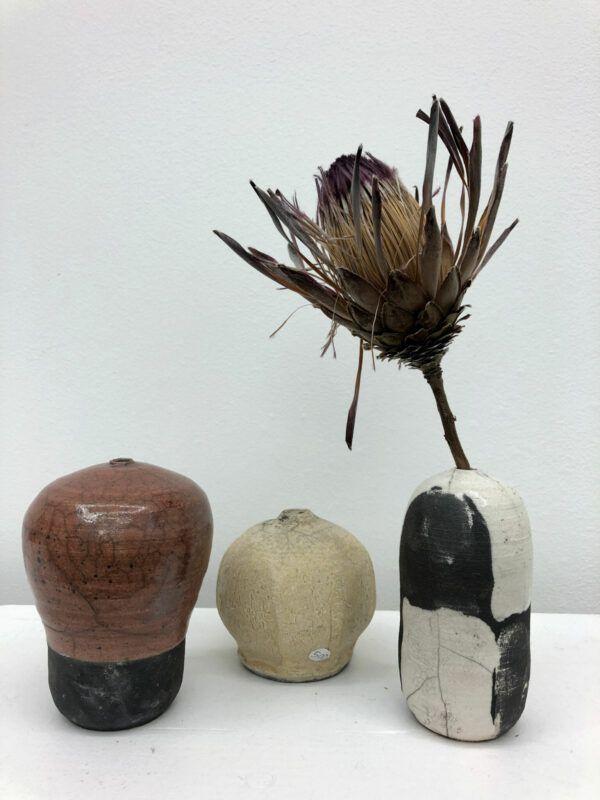 Berit Amdi Jakobsen, Galleri kbh kunst, raku, keramik