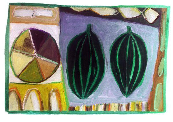 Mia Willaume, galleri kbh kunst