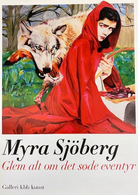 Myra Sjöberg, kbh kunst