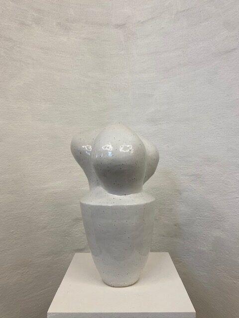Tina Hvid, Galleri kbh kunst, keramik, skulptur