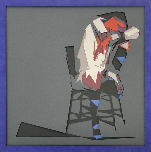 Simon Vestford, galleri kbh kunst