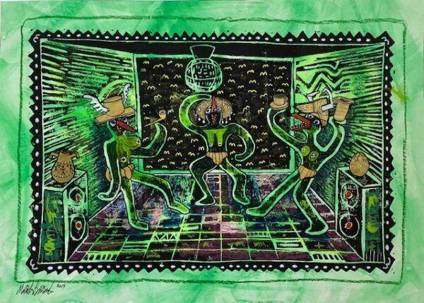 Meik Brusch, galleri kbh kunst