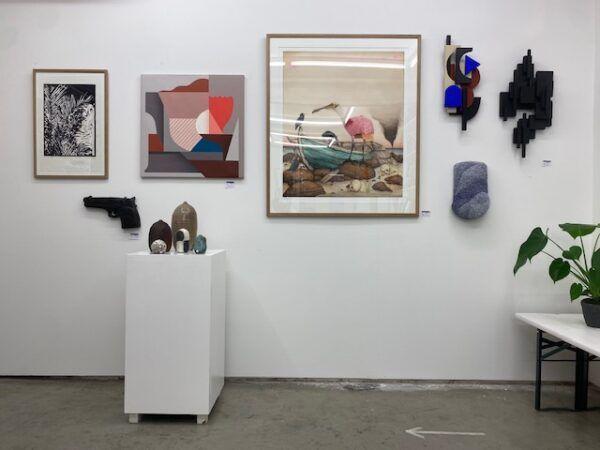 Tilde Geynnerup, galleri kbh kunst