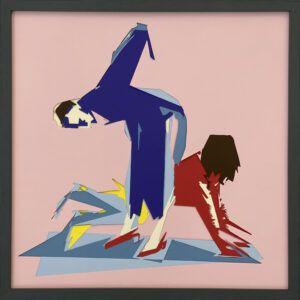 A Simon Vestford, galleri kbh kunst
