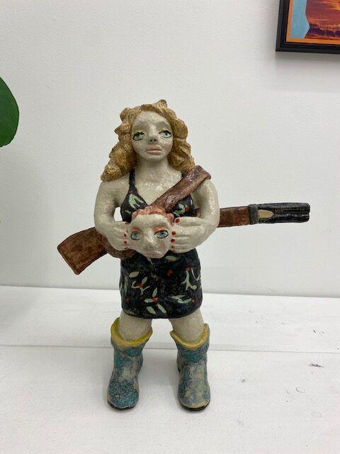 Nana Andersen, galleri kbh kunst
