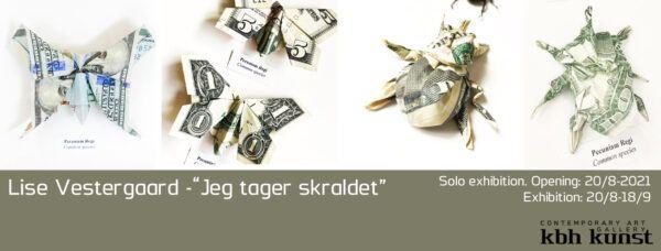 lise Vestergaard, galleri kbh kunst