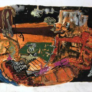 Drøm 4, Thomas Plauborg, Galleri kbh kunst