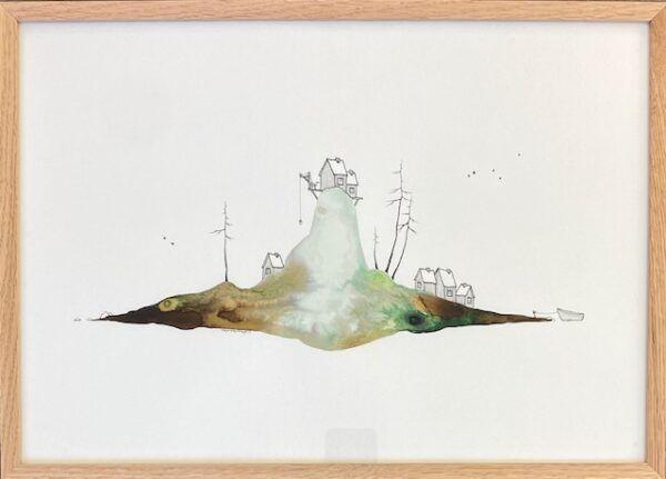 Maja Rose Valbjørn, galleri kbh kunst