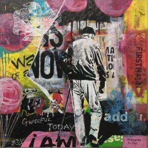 Lise Vestergaard - Waste of a lifetime, Galleri kbh kunst, trash art
