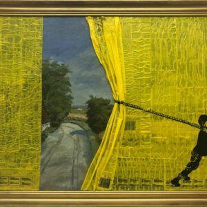 Lise Vestergaard, galleri kbh kunst, trash art